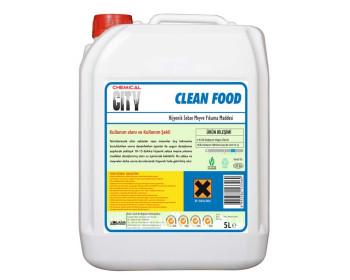 Chemical City / Clean Food Sebze Meyve Durulama