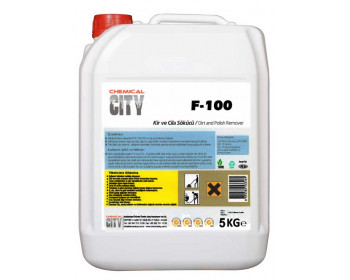 Chemical City / F – 100 Kir ve Cila Sökücü