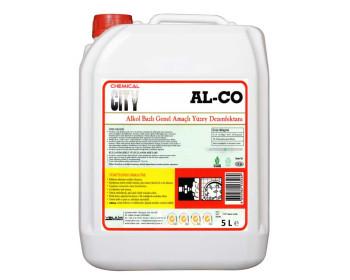 Chemical City / Alco -Alkol Bazlı Yüzey Temizleme
