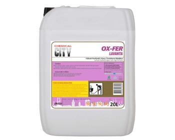 Chemical City / OX-FER Fresh-(Yüksek Parfümlü Yüzey Temizleme Maddesi) Lavanta