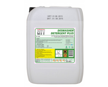 Chemical City / Diswasher Detergent-Plus