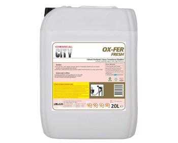 Chemical City / OX-FER Fresh-(Yüksek Parfümlü Yüzey Temizleme Maddesi)