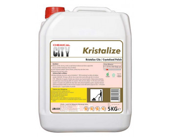 Chemical City / Kristalize Cila