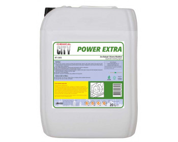 Chemical City / Power Extra Sıvı Bulaşık
