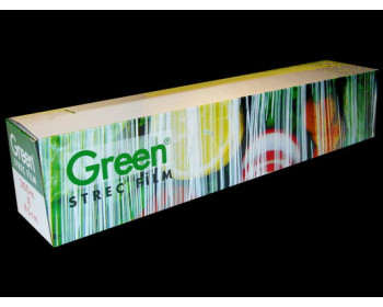 Green Streç Film 45*300