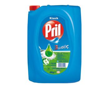 Pril sıvı bulaşık deterjanı 4 k.g