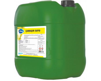 Oxy Çamaşır Suyu 30 K.g