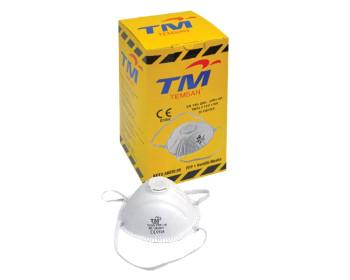 TM FFP1 Ce Belgeli Onaylı Filtreli Toz Koruma Maskesi