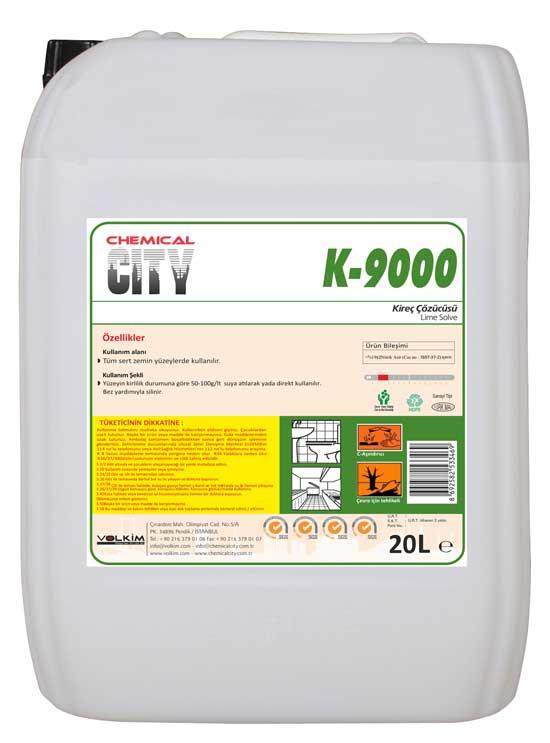 Chemical City / K-9000