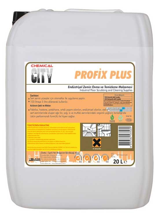 Chemical City / Profix Plus Otomat Tem.