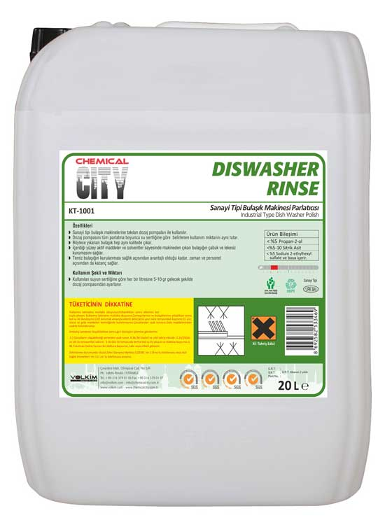 Chemical City / Diswasher Rinse
