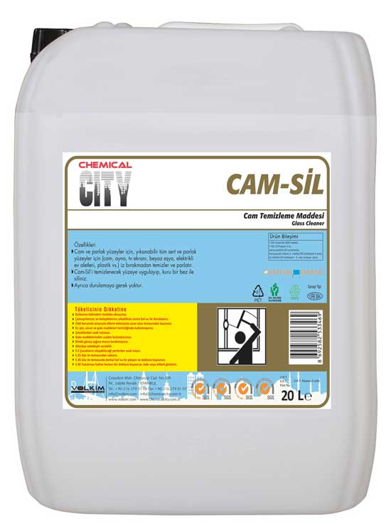 Chemical City / Camsil