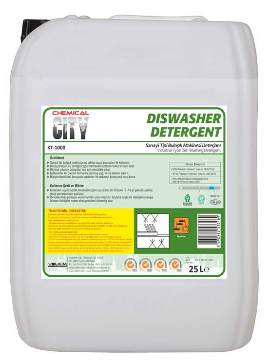 Chemical City / Diswasher Detergent