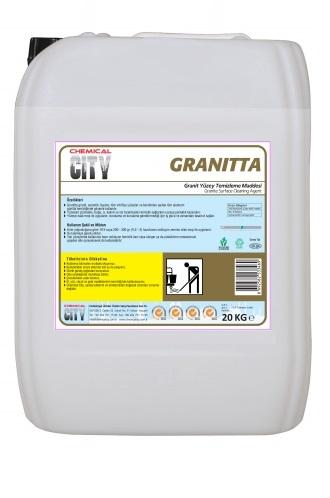 Chemical City / Granitta