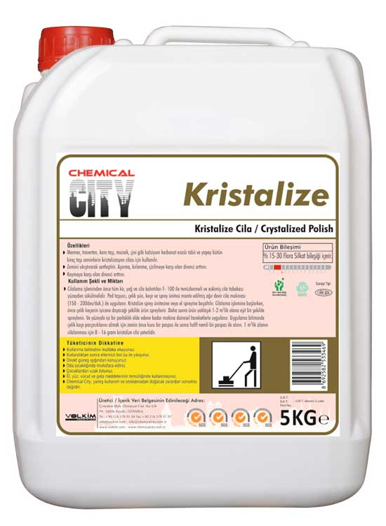 Chemical City / Kristalize Cila