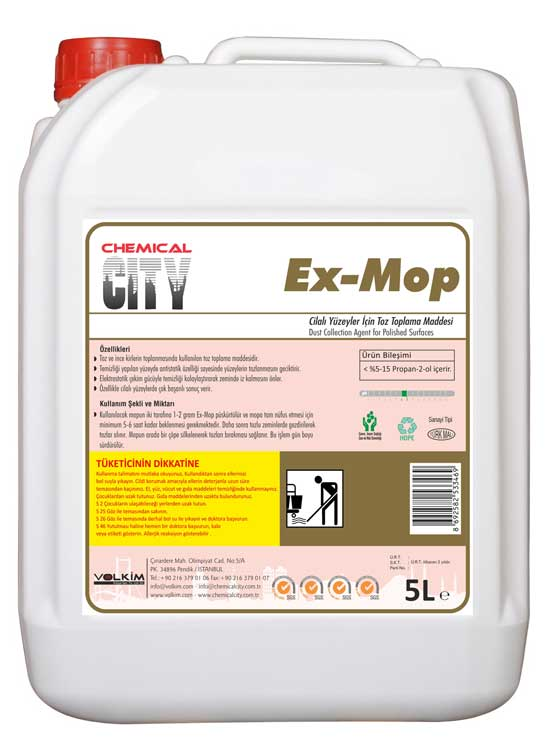 Chemical City / Ex-Mop Toz Toplama