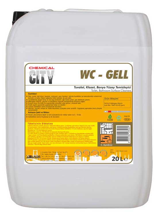 Chemical City / Wc Jel