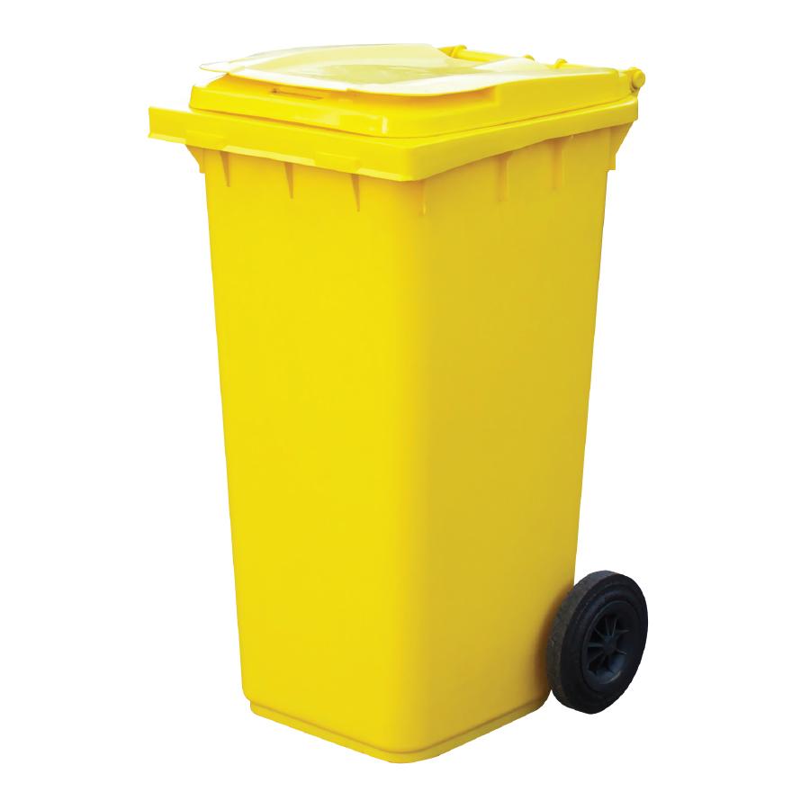 Çöp Konteyneri 120 lt