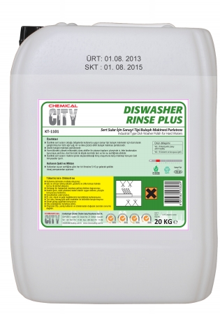 Chemical City / Diswasher Rinse – Plus
