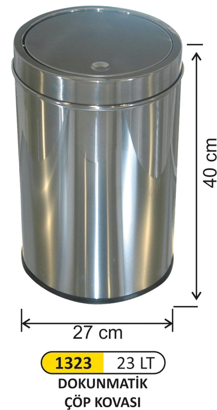 Dokunmatik Çöp Kovası 23 lt