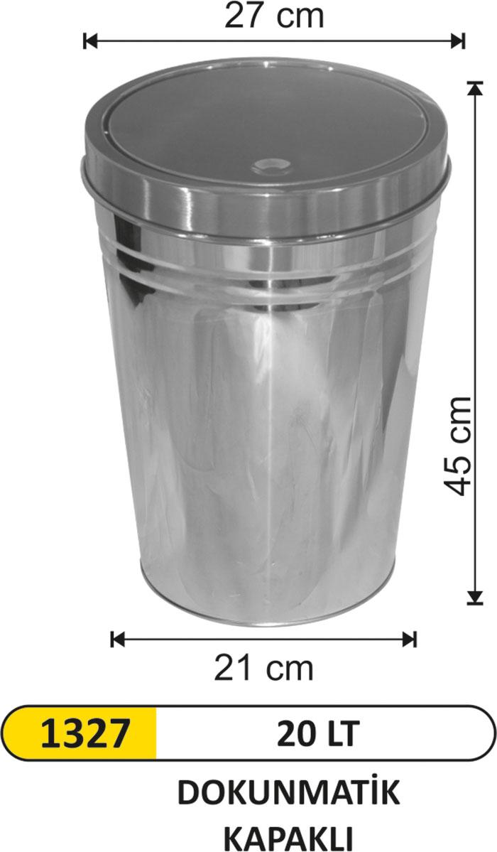 Dokunmatik Çöp Kovası 20 lt