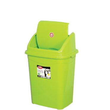 Sallanan Kapaklı Çöp Kovası 16 lt