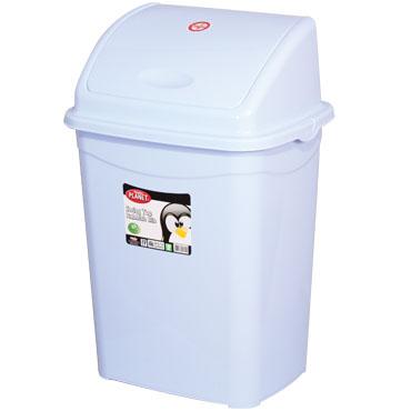 Sallanan Kapaklı Çöp Kovası 50 lt