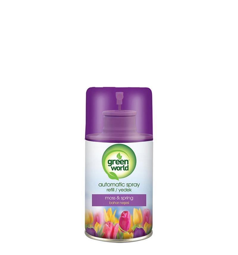 Green World Otomatik Spreyl 250 ml